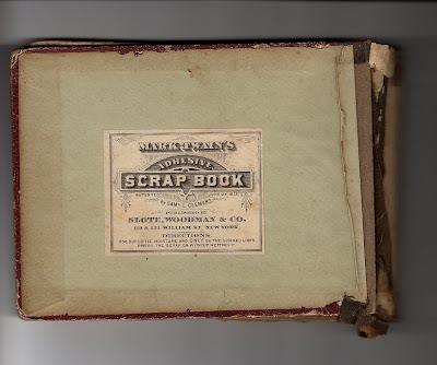 Resultado de imagen para Mark Twain's Adhesive Scrapbook