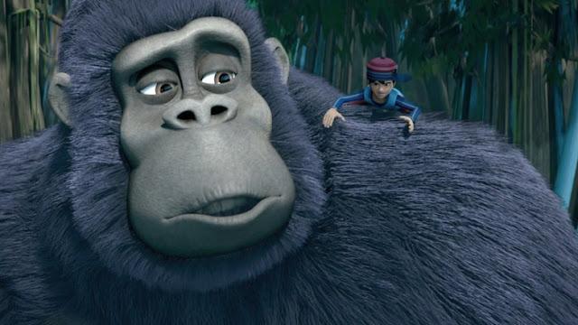 Kong: O Rei dos Macacos Netflix