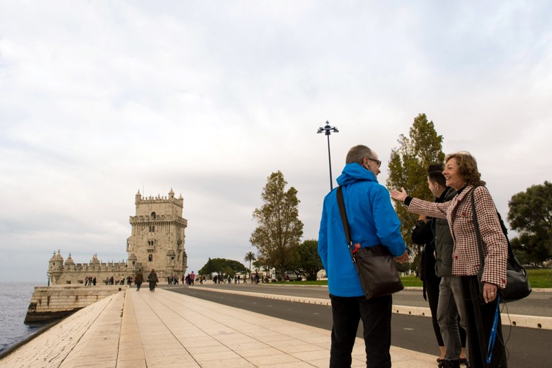 insight vacations european tour belem tower lisbon
