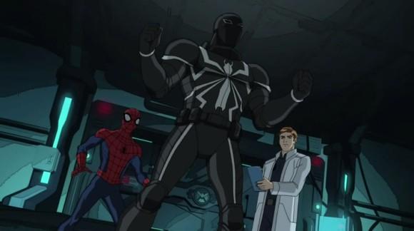 Ultimate spiderman vs spiderman - photo#10