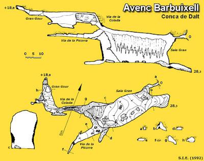 http://espeleobloc.blogspot.com.es/2012/09/avenc-barbuixell-lleras-10.html