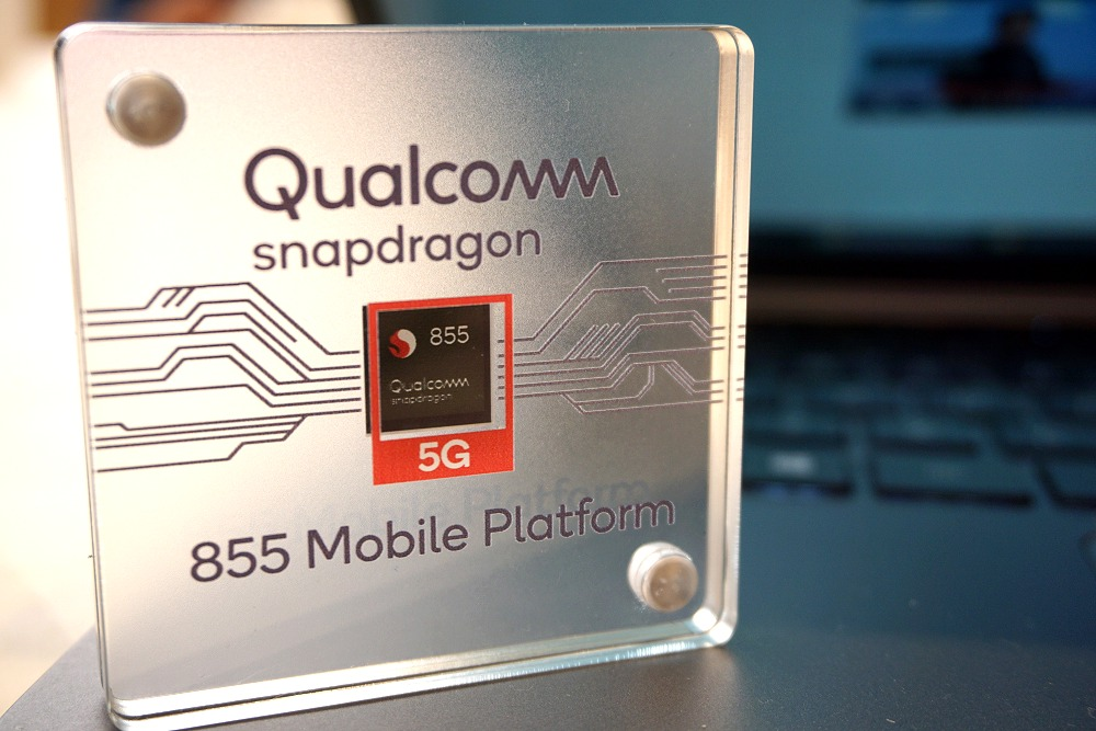 Qualcomm Snapdragon 855 unveiled as first commercial 5G Mobile