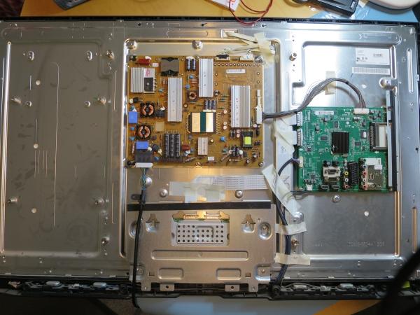 Alpengeist's TV (and other stuff) Repair Blog: LG 42LV4500 - Not