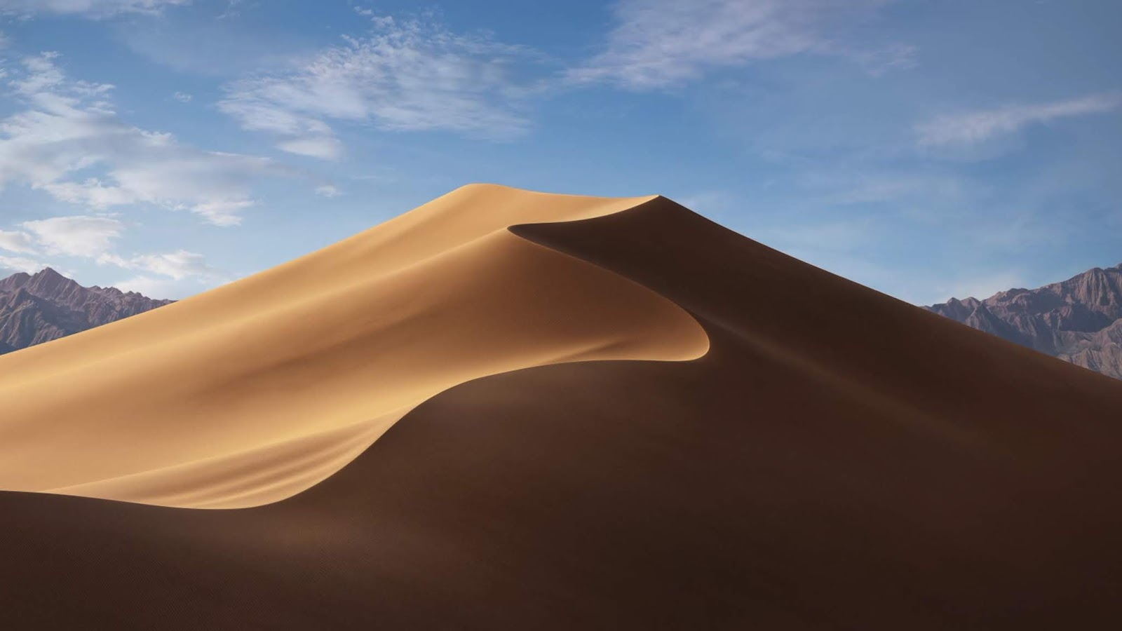 Wallpaper do MacOS Mojave