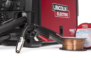 Lincoln mp210 MIG Gun