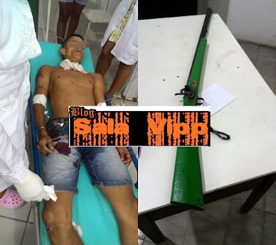"""Em São Benedito menor assassina homem com um tiro de espingarda """"Bate Bucha"""""""