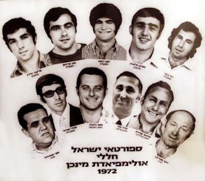 """Israelenses mortos na """"Olimpíada de Munique"""" serão homenageados no RJ"""