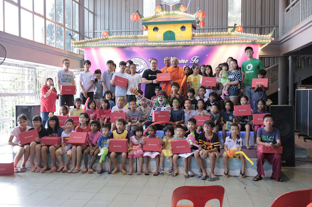 Carousell Brings  Community Groups Together for Orphans of Ti-Ratana Welfare Society