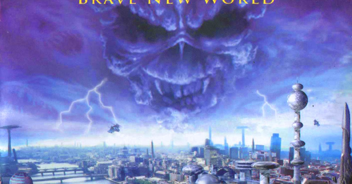 CD Review: Brave New World, by Iron Maiden (2000) | The ...