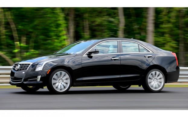 D3 Cadillac Ats 2013
