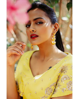 Actress Shraddha Srinath Latest Stunning Photoshoot