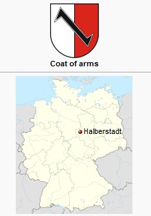 Halberstadt, Γερμανία http://leipsanothiki.blogspot.be/