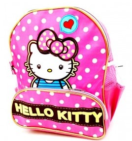 Sepatu Sekolah Anak Perempuan Hello Kitty Untuk TK Dan SD