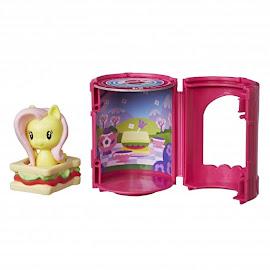 My Little Pony Blind Bags Cafeteria Cuties Fluttershy Pony Cutie Mark Crew Figure