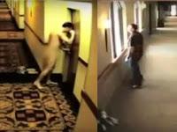 Heboh, Aksi Pria Bugil Terpaksa Berkeliaran di Hotel, Naik Lift Bareng Ibu-Ibu, dll liputan6 .com