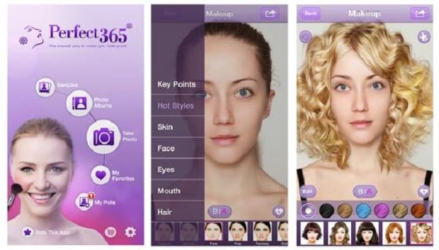 7 Aplikasi Make Up Terbaik ini (Android dan iOS), Yang Akan Bikin Kamu Lebih Cantik