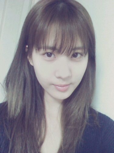 Angie Wong How To See Through Bangs Fringe