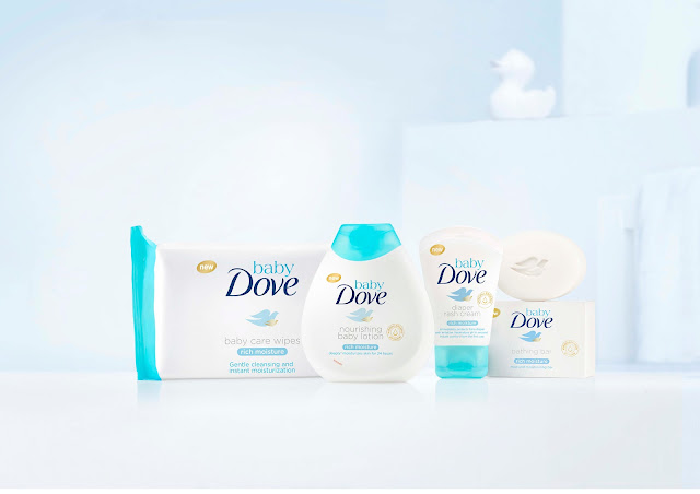 PR Release - Baby Dove Debuts In India