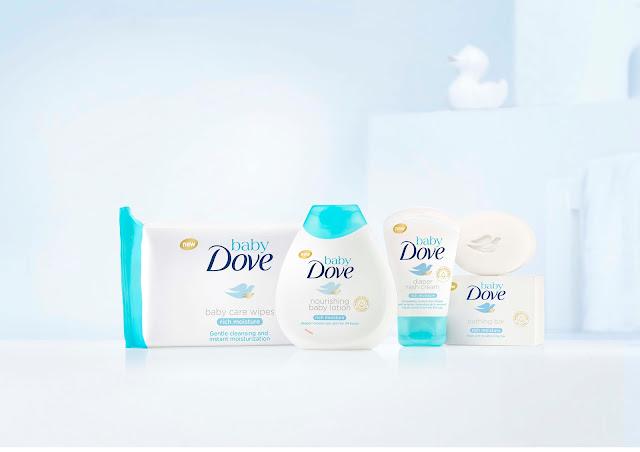 PR Release - Baby Dove Debuts In India