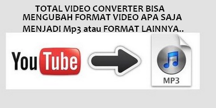 convert video apa saja ke mp3