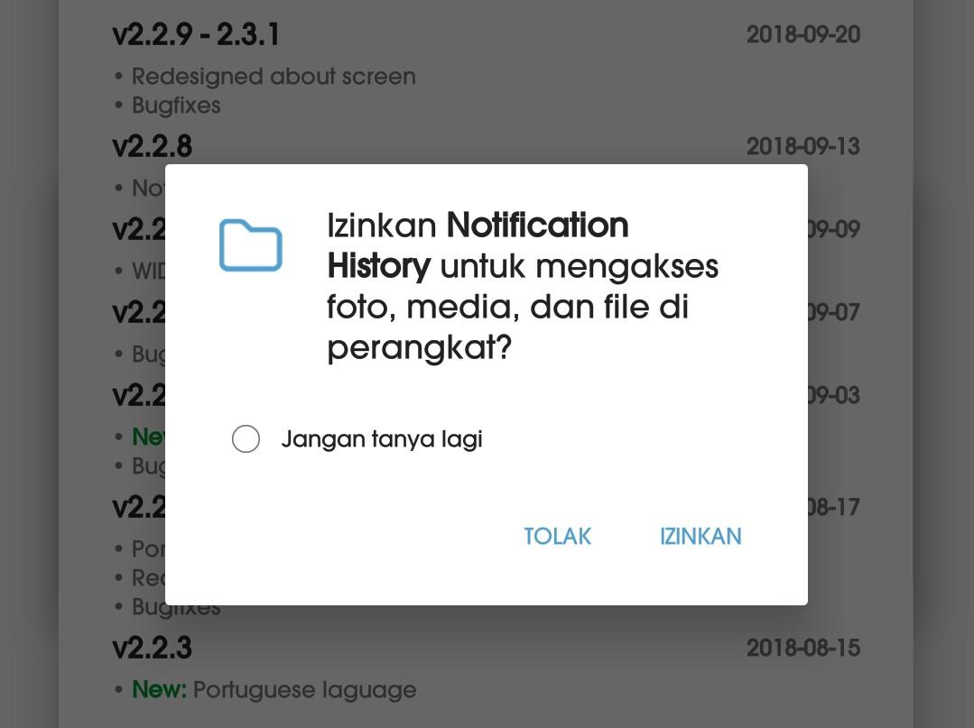 100% Work! Cara ampuh membaca Isi pesan WhatsApp yang sudah dihapus oleh temanmu