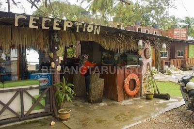 Reception D'Qnut Chalet