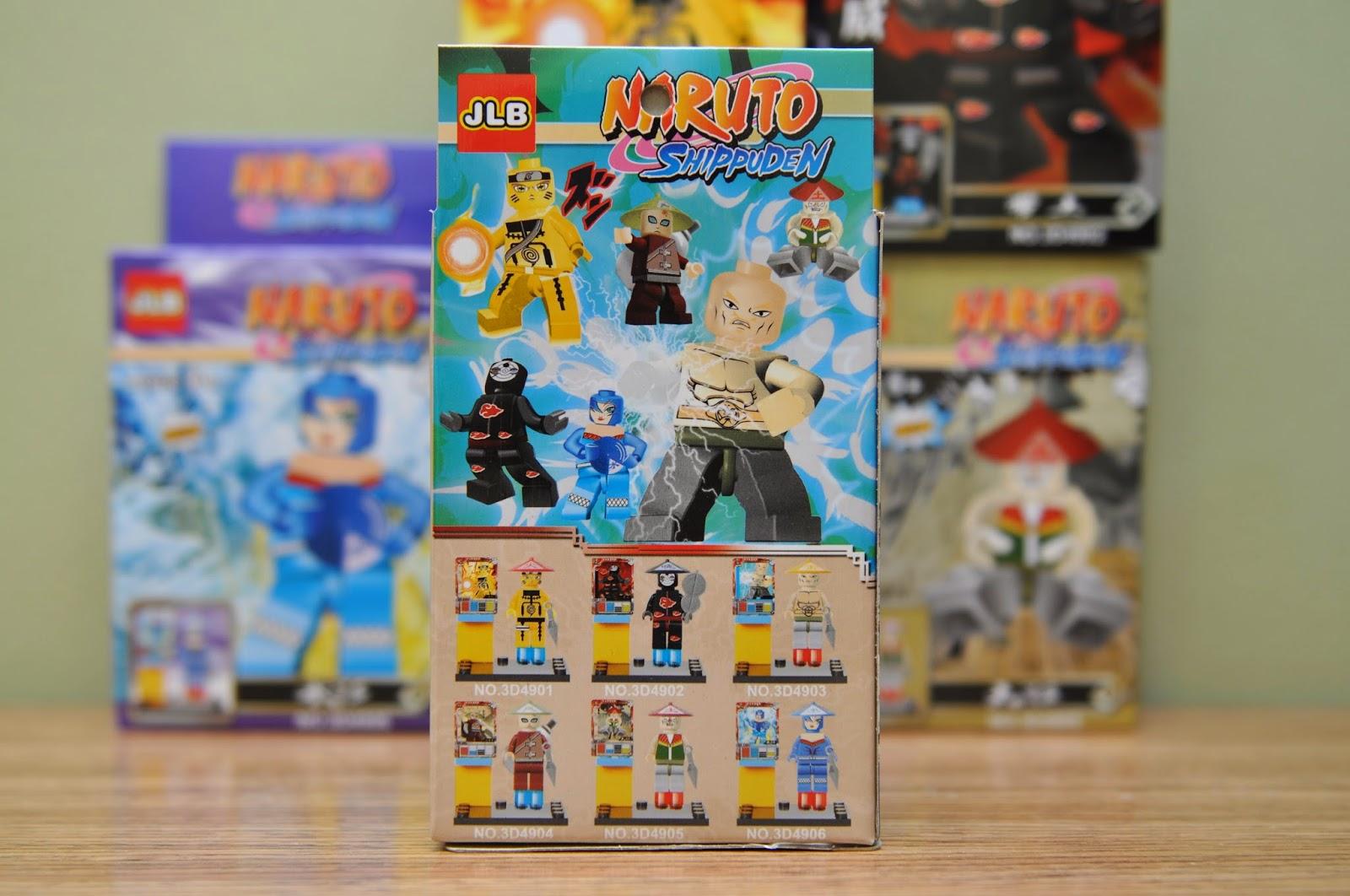 My Brick Store: Lego Naruto, Lego Dragon Ball Z, Lego ...