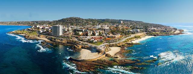 La Jolla em San Diego | Praia, compras e diversão