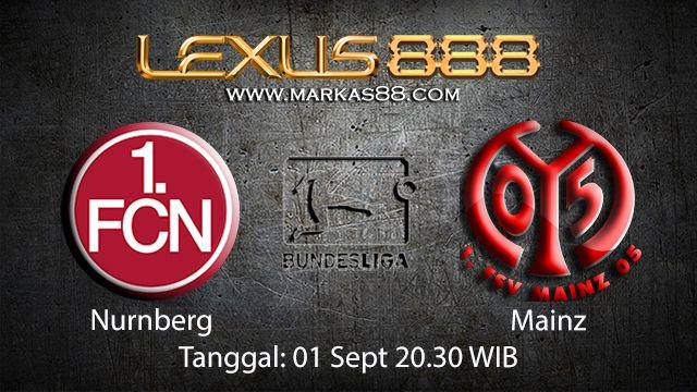 Prediksi Bola Jitu Nurnberg vs Mainz 1 September 2018 ( German Bundesliga )