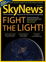 cover of the Mar/Apr SkyNews magazine