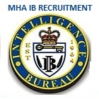 MHA IB Security Assistant Recruitment