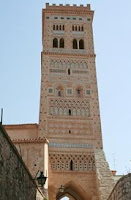 Torre de la iglesia de San Martín, Teruel
