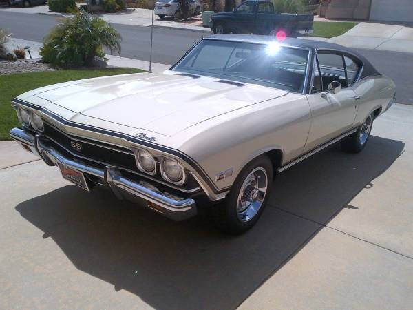 1968 Chevrolet Chevelle SS 396 For Sale
