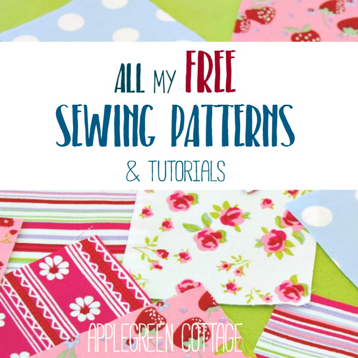 All Our Free Sewing Patterns - in one single Page
