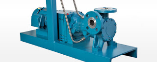 regenerative turbine pump for industrial use