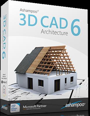 Ashampoo 3D CAD Architecture 6.1.0 poster box cover