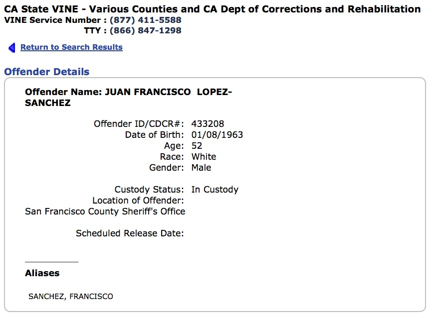 San Francisco People's Fraud Task Force: Will The Real Juan