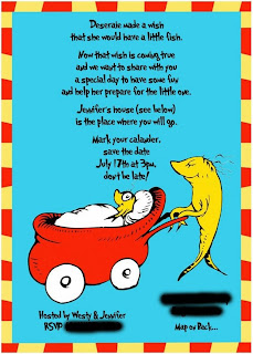 Sweeten Your Day Events Dr Suess Baby Shower