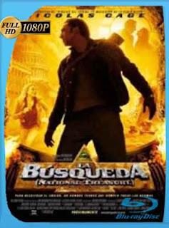La Leyenda del Tesoro Perdido 1 2004  HD [1080p] Latino [GoogleDrive] DizonHD