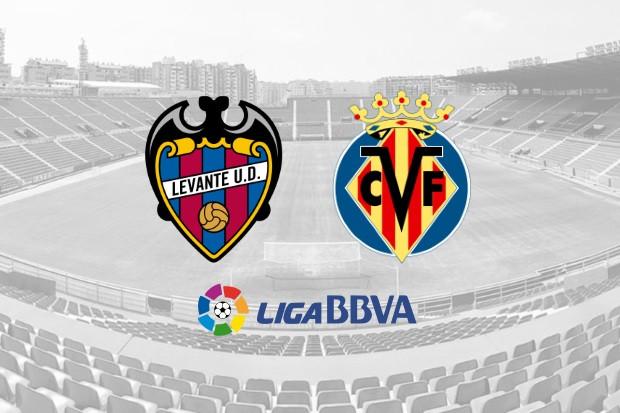 Prediksi Liga Spanyol Levante vs Villarreal 22 Agustus 2017
