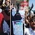 اخبار القدس الان - غضب في العديد من العواصم العربية ومظاهرة بالجامع الأزهر في مصر وتواجد أمني كثيف في محيط السفارة الأمريكية