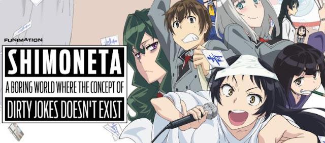 Daftar Anime School Comedy Terbaik dan Terpopuler - Shimoneta to Iu Gainen ga Sonzai Shinai Taikutsu na Sekai