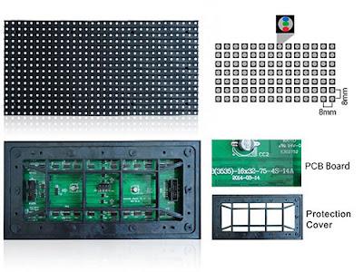 đơn vị cung cấp lắp đặt màn hình led tại tỉnh vĩnh long