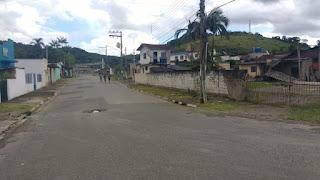Operação Cidade Limpa em Miracatu