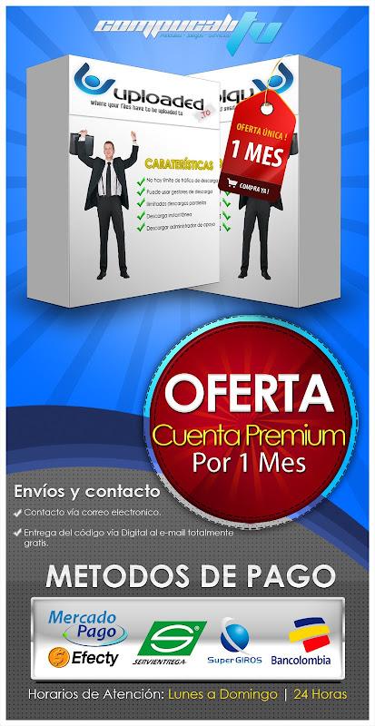 Venta Cuentas Premium Uploaded