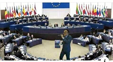 BIAFRA: Read Full Speech Of Nnamdi Kanu as he addresses the European Parliament