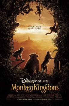 Monkey Kingdom Pelicula HD 720p [MEGA] [LATINO] 2015