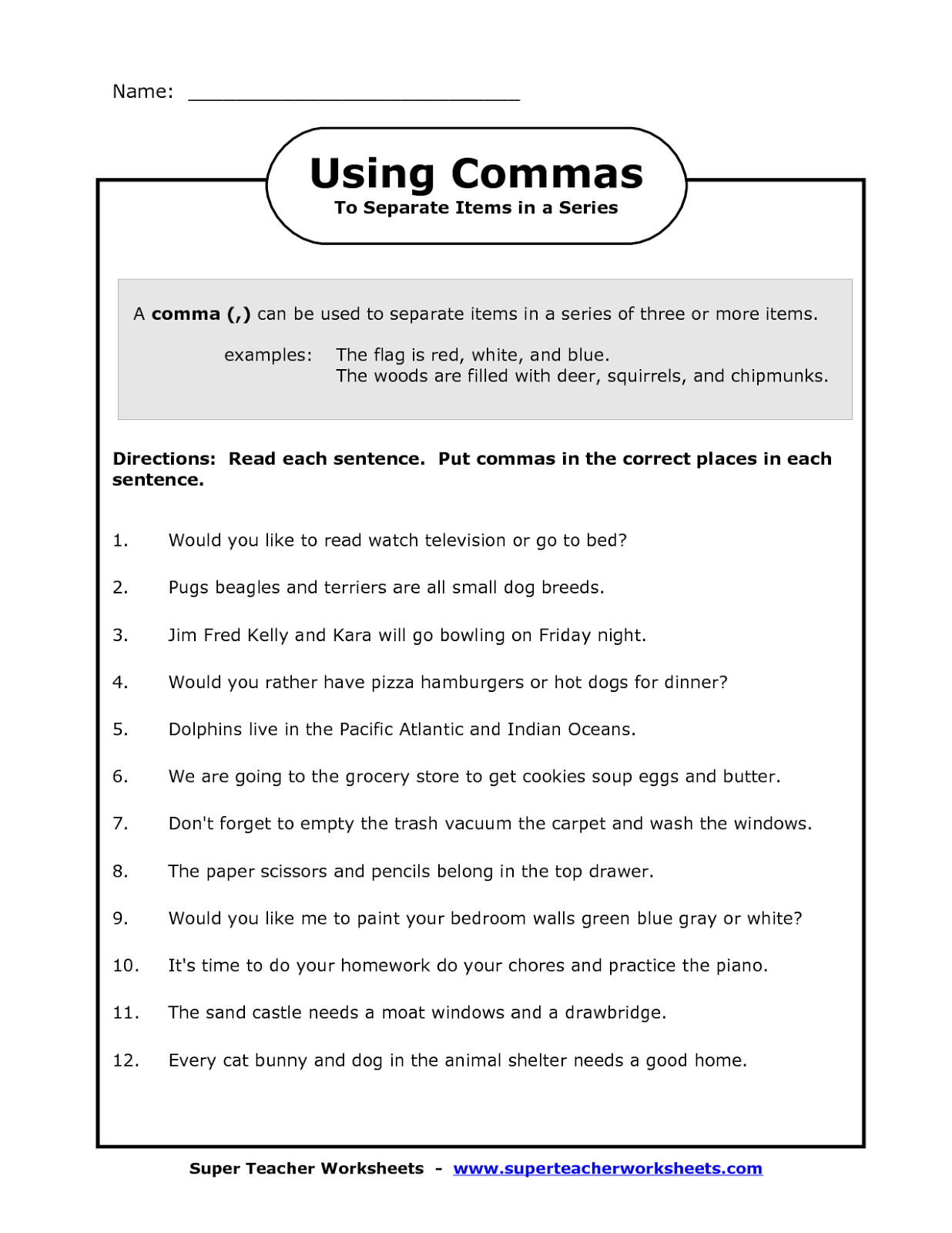 The City School Grade 3 English Grammar And Composition