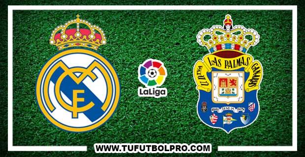 Ver Real Madrid vs Las Palmas EN VIVO Por Internet Hoy 1 de Marzo 2017