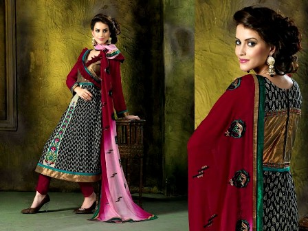 Butterfly-Salwar-Suit